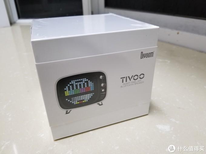 我也有一个大白——Divoom Tivoo像素蓝牙音箱