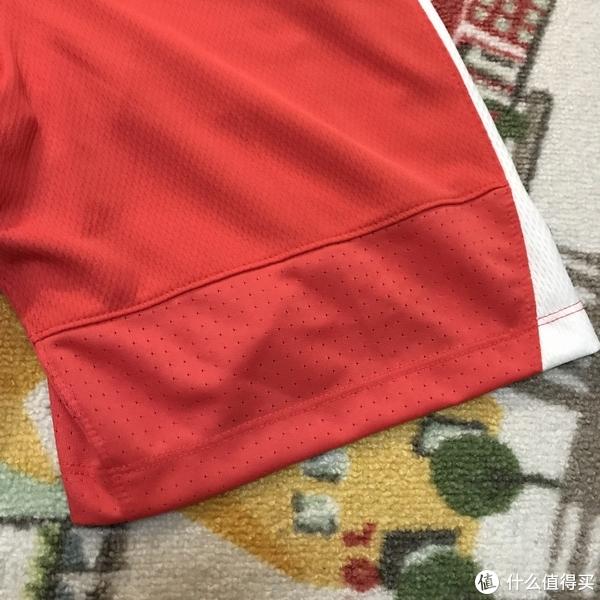 我买的童装 篇十五:#全民分享季#好穿又便宜:Nike 耐克 儿童速干篮球短裤