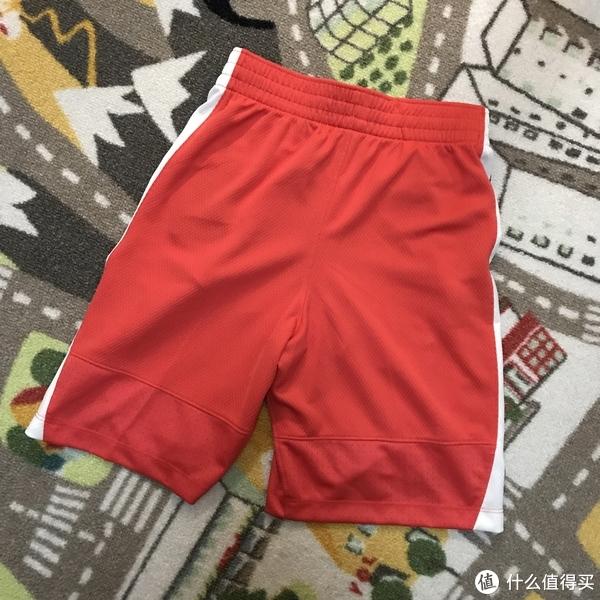 #全民分享季#好穿又便宜:Nike 耐克 儿童速干篮球短裤