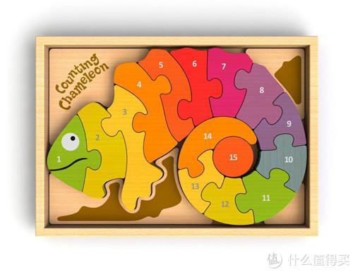 拼图牛娃的养成路上,你需要这份指南 篇四:拼图启蒙(下-1):学龄前儿童必备的拼图汇总