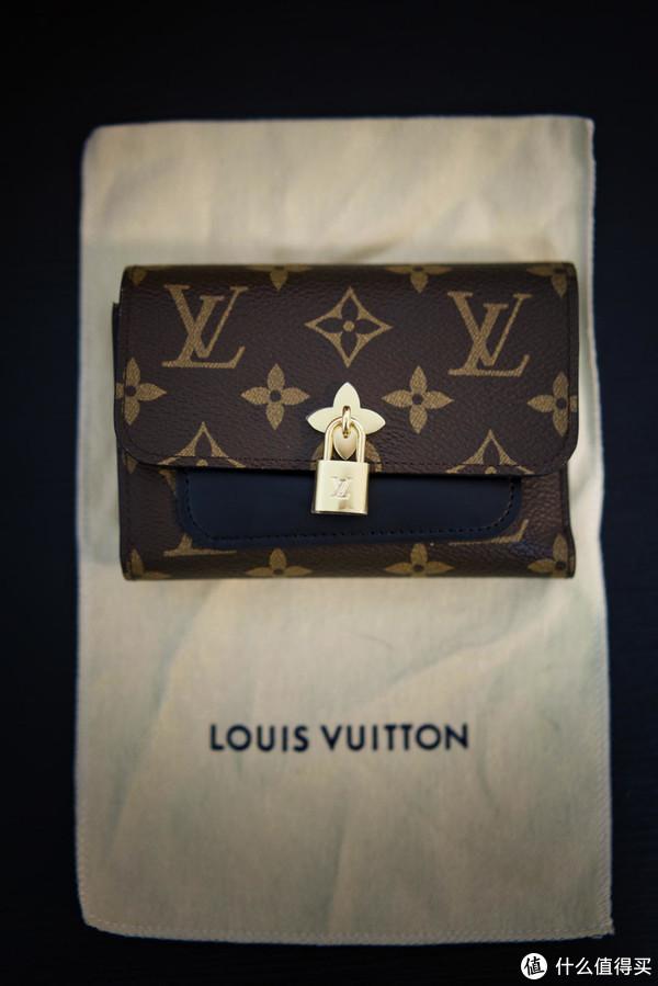 钱包评测系列 篇一:#原创新人#LV 短款锁头钱包