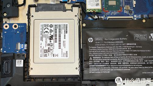 #原创新人#旧电脑固态硬盘升级,快速稳定之首选 — TOSHIBA 东芝 Q200 EX 240GB 固态硬盘体验