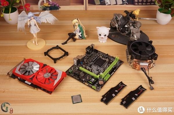 魔改版平台翻车后的选择:INTEL 英特尔 I3 8100 CPU + MAXSUN 铭瑄 B360M 主板 + DDR4 内存 新平台体验