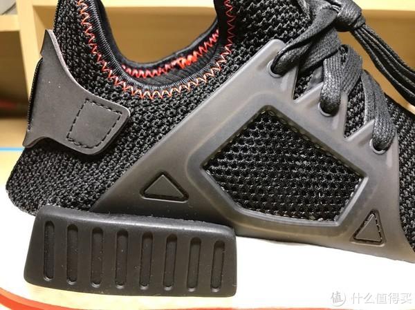 #剁主计划-郑州#醉没有踩屎感的BOOST:Adidas 阿迪达斯 NMD XR1 运动鞋 开箱晒单