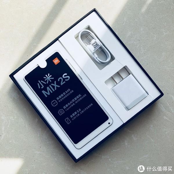 相信美好的事物会发生?MI 小米 MIX 2S 智能手机 开箱初体验