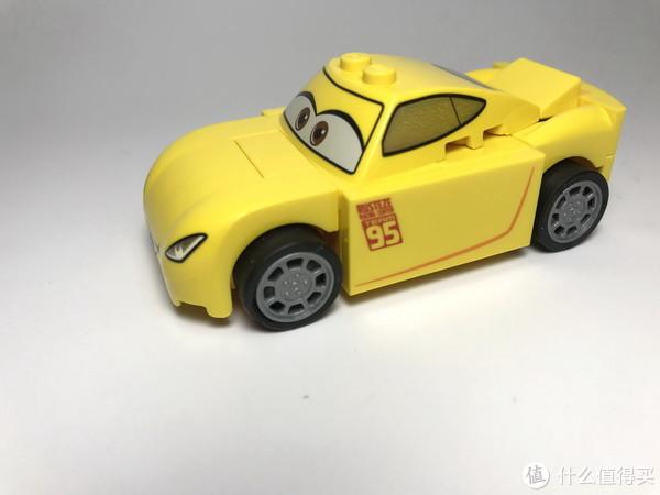 #全民分享季#剁主计划-北京# LEGO 乐高 小拼砌师系列 10731 拉米雷斯的竞速模拟器