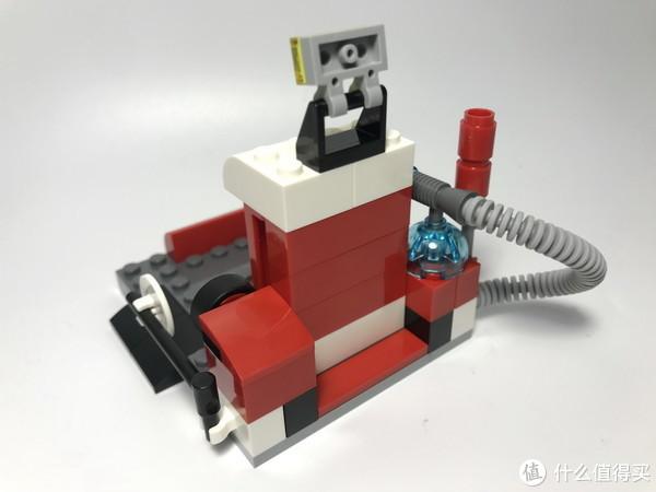 #全民分享季#剁主计划-北京#LEGO 乐高 小拼砌师系列 10732 奇诺和卡布的维修站 开箱