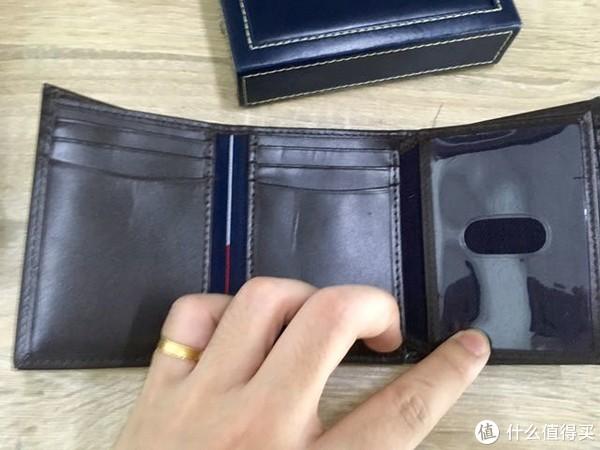 tommy hilfiger钱包 篇一:#原创新人#第一次海淘:Tommy Hilfiger 三折男士钱包 开箱