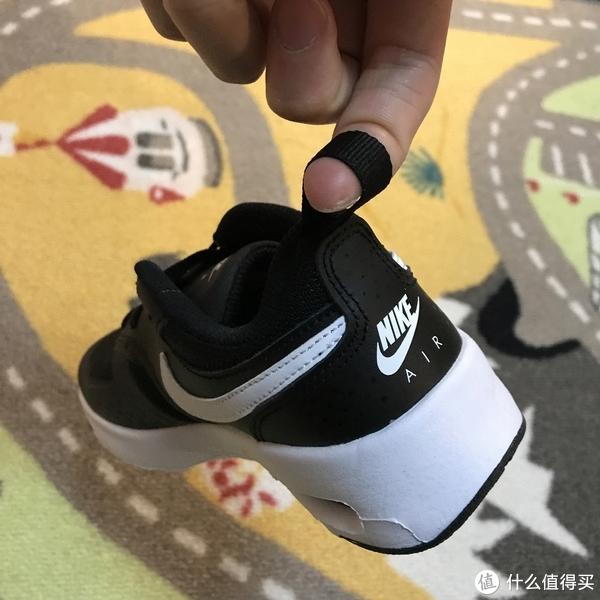 给儿子买的第N双鞋 篇三十七:#全民分享季#Nike 耐克 Air Max Vision 可视化气垫 童鞋