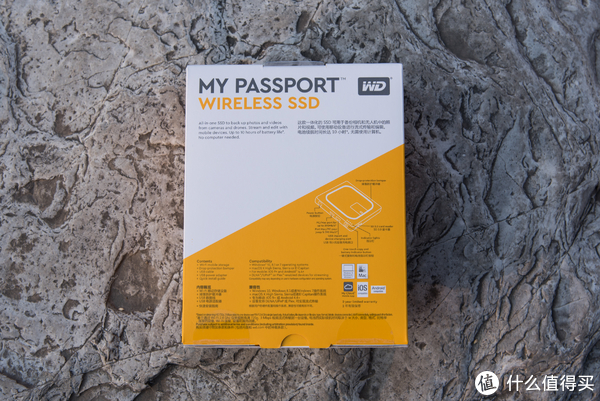 1TB固态身上带:WD 西部数据 My Passport Wireless SSD 无线硬盘 使用体验分享