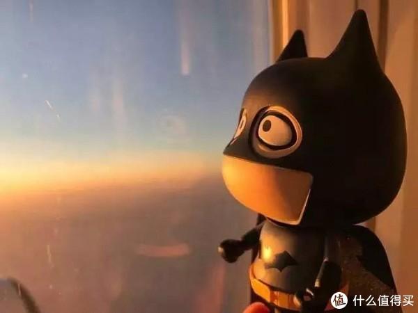 #全民分享季#偶是黑夜下的正义—SoapStudio A仔 蝙蝠侠COS 开箱
