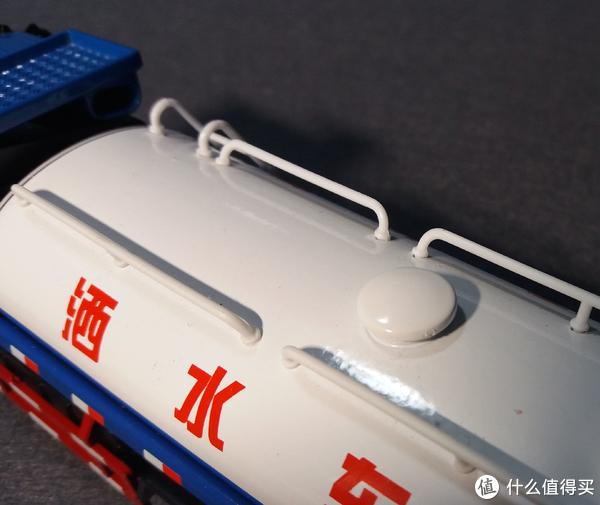 #全民分享季#Cadeve 凯迪威 1:50 洒水车模型 开箱分享