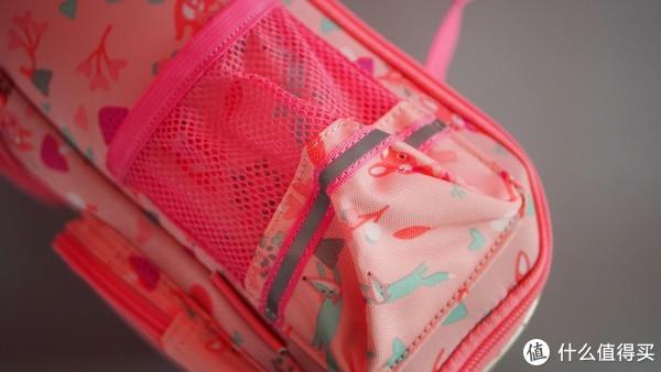 小胖胖简评 篇十二:#剁主计划-武汉#全民分享季#女儿的第一个小书包:小扬 减负护脊 儿童书包