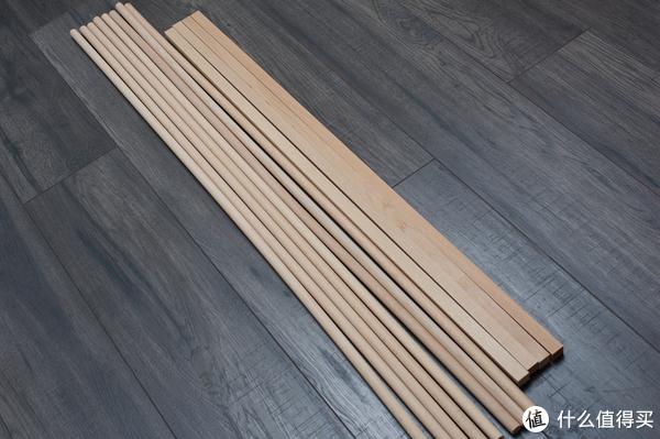 居家DIY系列 篇十八:#剁主计划-成都#自制结构合理的榉木红酒层架