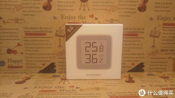 关注温湿度呵护生活:米家有品 秒秒测湿温度计 开箱