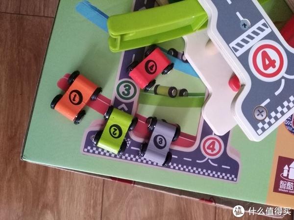 培养赛车梦的早教玩具!