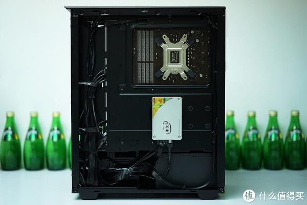 Phanteks 追风者 P300 机箱 硬件搬家记