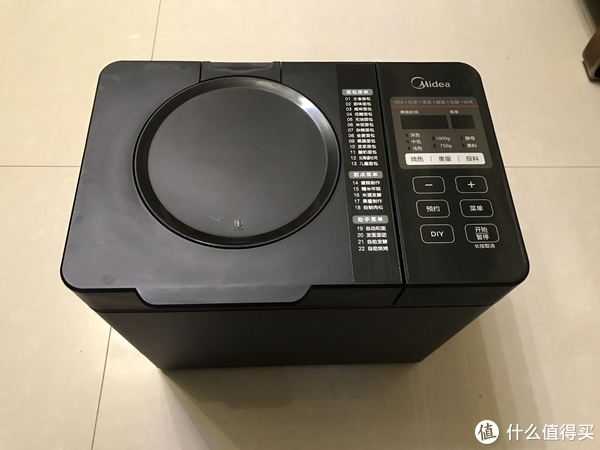 买了Midea 美的 TLS2010 面包机之后,真的要丢电饭煲么?