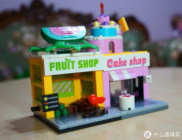 贫民窟少年的奇幻漂流 篇十:小街景也能有大乐趣:少女心蛋糕房#剁主计划-郑州#全民分享季#