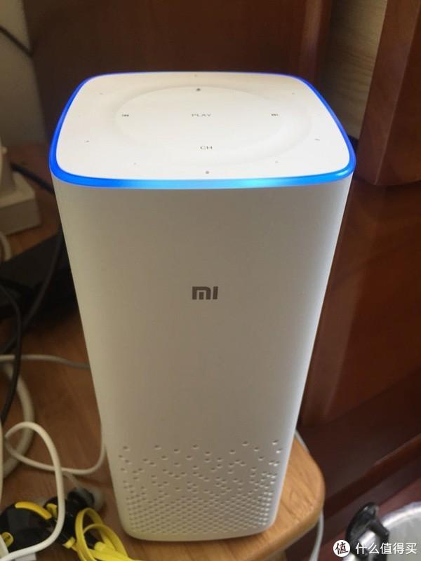 我是小米AI音响不是mini哟—MI 小米 小爱同学AI音响 开箱