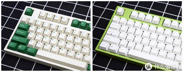 真的是背着女朋友买的:第三把利奥博德FC900R PD白绿机械键盘