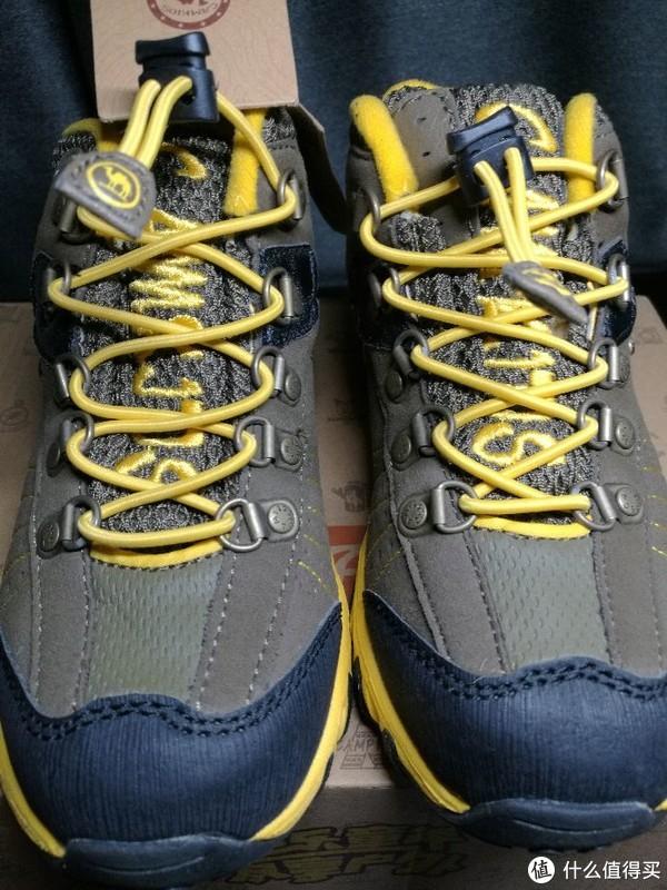 #全民分享季#Camkids中童高帮登山鞋