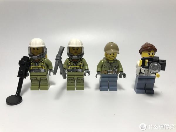 #全民分享季#剁主计划-北京#LEGO 乐高 城市系列 60120 可喷发的火山入门套装