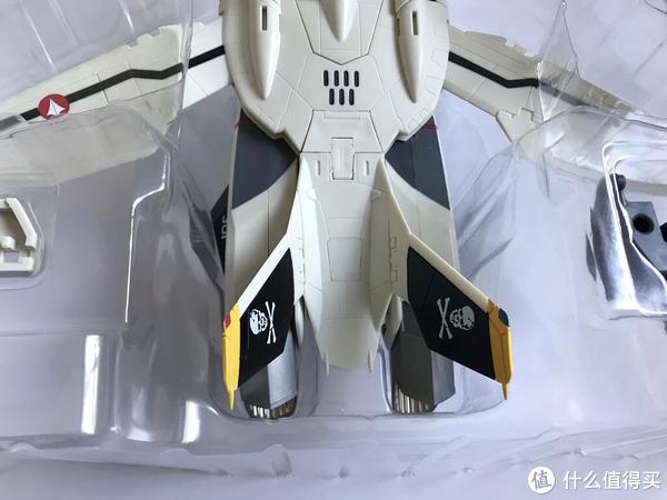 #全民分享季#剁主计划-北京#Macross YAMATO 1/60 VF-0S 可变形骷髅战机