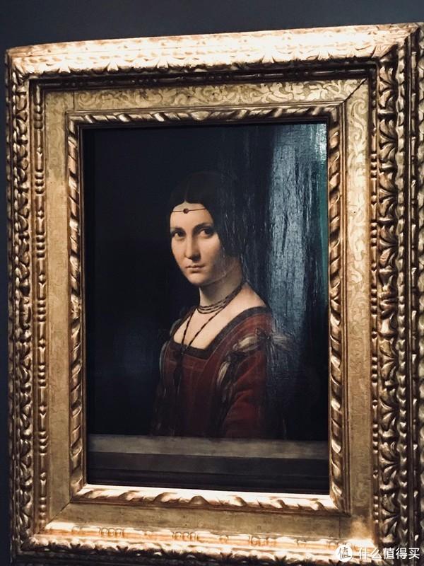达芬奇的《美丽的费隆妮叶夫人》