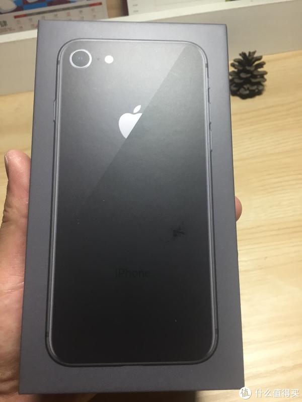 低价入手iphone8开箱报告