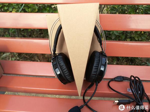 物美价廉,吃鸡利器—RAPOO 雷柏 VH100S 游戏耳机
