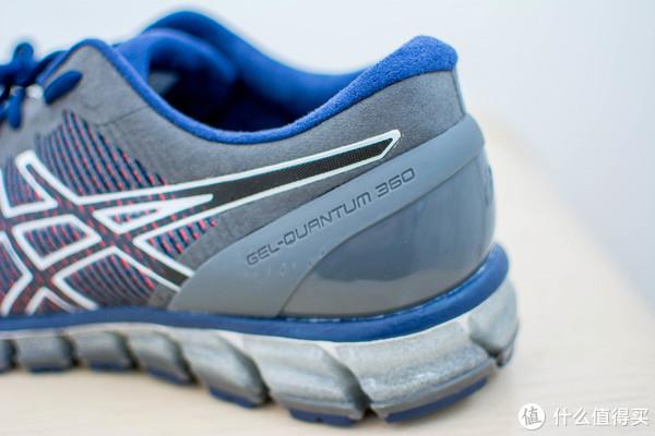 ASICS 亚瑟士 Gel-Quantum 360 CM 男款跑鞋 体验