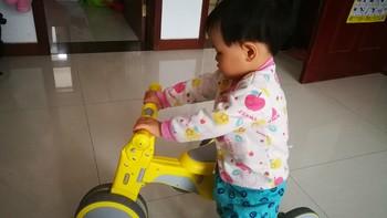 轻松变身骑滑两用,唯我柒小佰!--700Kids 柒小佰 TF1 柒小佰变形儿童车评测