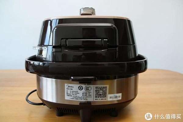 煮米饭、炖猪蹄,MIDEA 美的 电压力锅 实测
