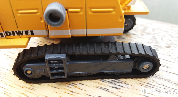 #全民分享季#   凯迪威1:87塔式缆索挖掘车 试玩分享