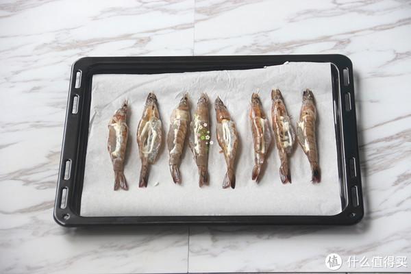 #剁主计划-佛山#芝士和虾爱好者不容错过的一道烤箱菜:芝士烤虾