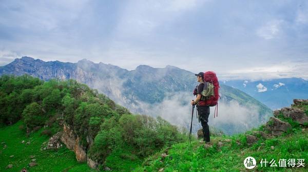 Osprey Aether 60助我征服4000米海拔的九顶山