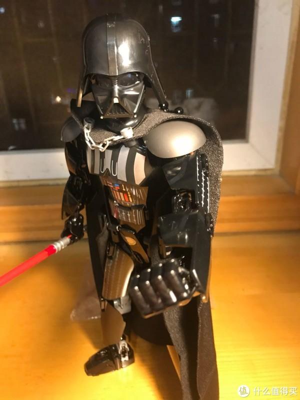 星球大战 篇二:加料又减料,而且还加价—LEGO 乐高 75534 2018款 达斯维达 简评