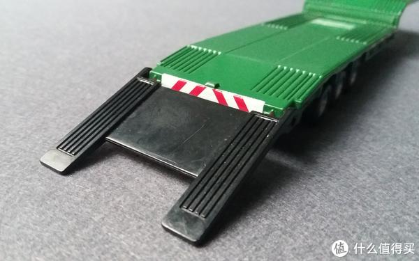 #全民分享季# 凯迪威1:50平板拖车带挖掘机 试玩