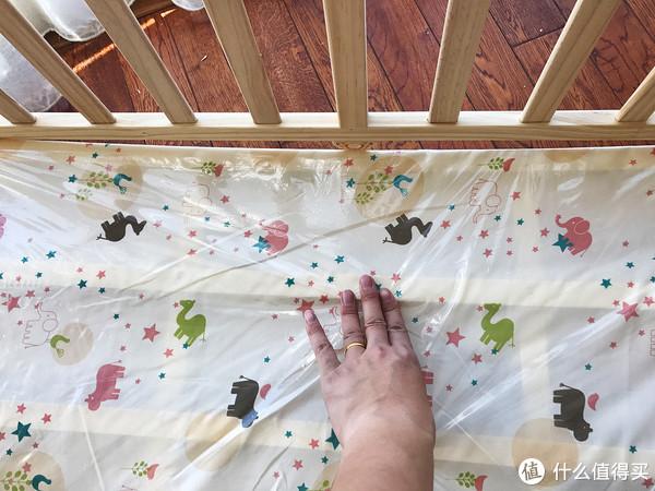 #全民分享季#剁主计划-昆明# 好孩子婴儿推车丑丑的第一张床——好孩子婴儿床MC283