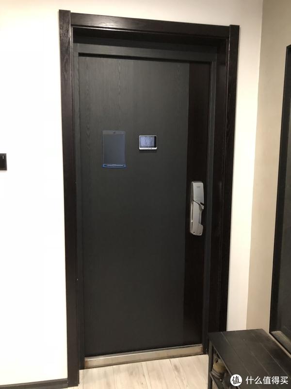 #剁主计划-成都#买不到合适颜色的防盗门?那就自己改个色吧!