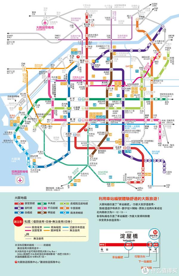 去日本关西可能没人告诉你这些细节干货—交通篇