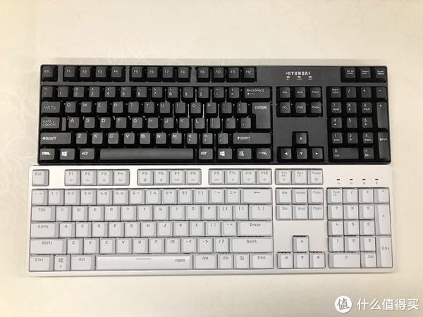 体验多模式的办公室机械键盘:RAPOO 雷柏 MT700 无线蓝牙机械键盘 晒单简评