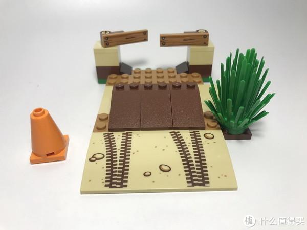 #全民分享季#剁主计划-北京#LEGO 乐高 小拼砌师系列 10742 威利山丘的速度训练