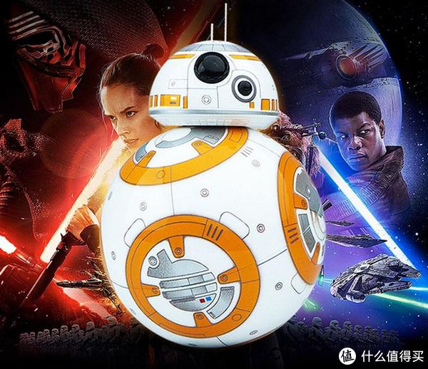 破译星战终极密码,把握原力快速剃须:飞利浦 星战BB-8版 剃须刀 体验