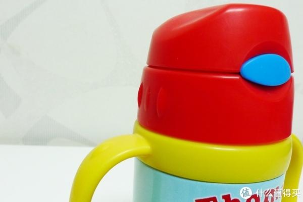 #全民分享季#让宝宝爱喝水:Thomas & Friends 托马斯&朋友 儿童保温杯 开箱