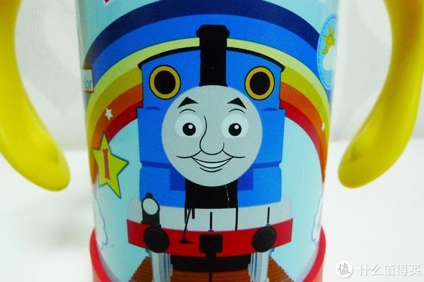 正面的托马斯火车头图像