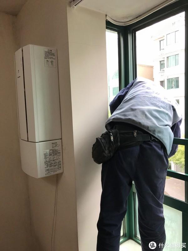 家电升级安装全记录 篇一:漫天毛絮中的救赎—松下新风系统