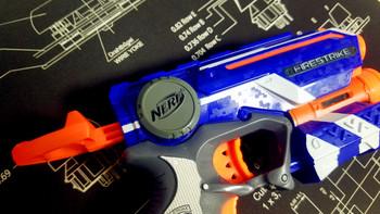 孩之宝 Nerf 精英系列 榴弹软弹枪外观展示(造型|枪口|握把|枪身)