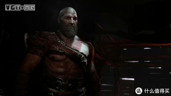 奎托斯在新《战神》首个预告片中的第一个镜头